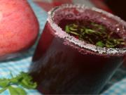Healthy Beet and Apple Blend