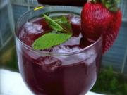Berries Summer Drink
