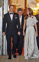 William and Kate Host a Dinner Party At St.James Palace