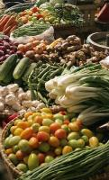 more vegetables and fruits for diet
