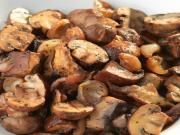 Roasted Balsamic Mushrooms & Onions