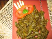 Bharwan bhindi by Chef Sonali