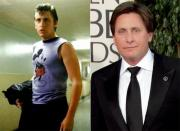 Emilio Estevez and Grapes