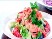 Longhi's Ala Moana - Grand Marnier Lobster Salad