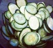 Squash Zucchini Pickles
