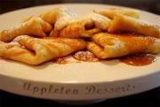 Cornmeal Crepes