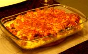 Chicken Mozzarella Bake