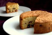Orange Fruit Tea Bread