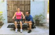 Pre-Beginner Exercises -Legs (Quadriceps) - Seated Leg Extension