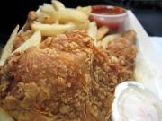 Harold's chicken is among the top ten restaurants in Chicago
