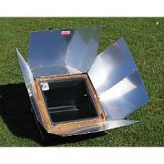 Solar ovens are cheap and hasslefree