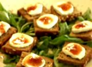 Cheese & Figs Appetizer