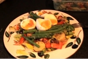 French Nicoise Salade