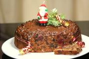 Mary's Christmas Cake