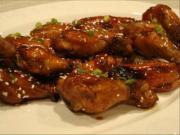 Honey Balsamic Glazed Chicken Wings