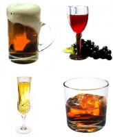 yeast-free alcohol drink ideas