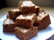 Kamut Carob Brownies