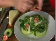 granny smith & arugula salad