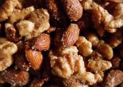 Mixed Spiced Nuts