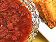 Easy Marinara Sauce- Crazy Simple and Delicious
