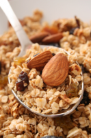eat high fiber foods for a healthy heart