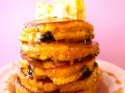 How to Make Chocolate Pumpkin Pancakes