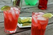 How To Make A Cherry Limeade Cocktail