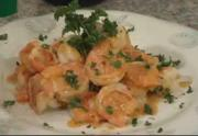 Sizzled Citrus Flavor Shrimp