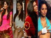 Hottest Bollywood Wardrobe Malfunctions