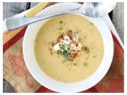 Onion Potato Soup