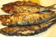 Mediterranean Grilled Sardines