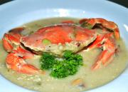 Creamed Crab