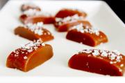 Sea-Salt Crusted Caramels