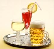 White wine or beer can kill your appetite