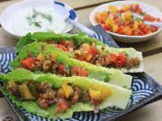 Green Romaine Tacos