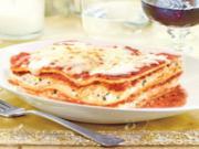 Wegmans Cheese Lasagna