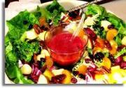 Chard Dressing — Chard Salad