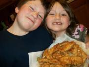 Alex's Secret Baked Chicken Strips