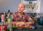 Atomic Apple Cocktail