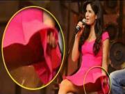 Katrina Kaif's Shocking Panty Wardrobe Malfunction at Dhoom 3 Song Launch