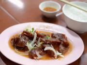 Chicken Livers with Ginger and Sherry