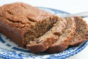 Applesauce-Nut Bread