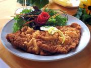 Crispy Weiner Schnitzel