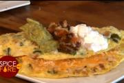 Mexican Style Omelette