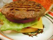 Seasoned Hamburgers