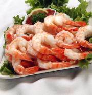Shrimp allergy is one the most common types of food allergies in children