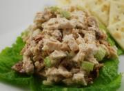 Crisp And Crunchy Turkey Salad