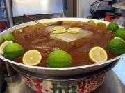 Jellied Sherry Consomme