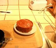 Raw Vegan Chocolate Pumpkin Pie