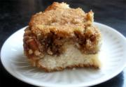 Plain Coffee Cake